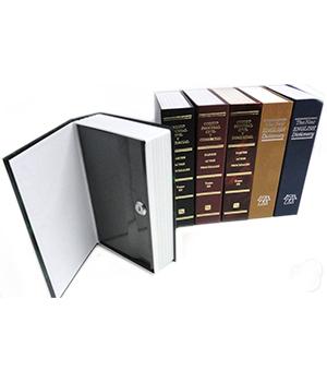 Libro caja fuerte mediano regalos para hombres for Regalos oficina